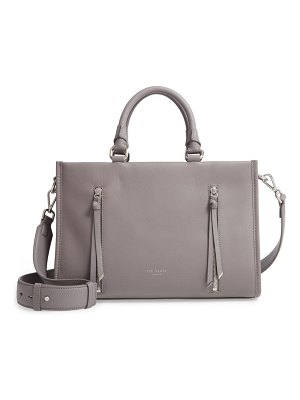 Ted Baker small hanee leather satchel