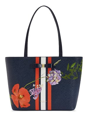 Ted Baker titania hedgerow leather shopper