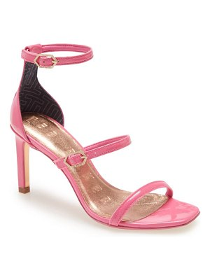 Ted Baker triap strappy square toe sandal