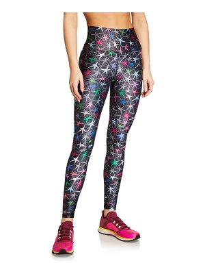 Terez Stars High-Rise Leggings