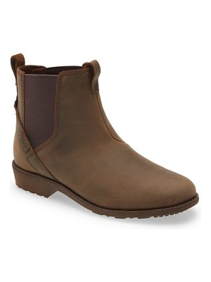 Teva ellery waterproof chelsea boot