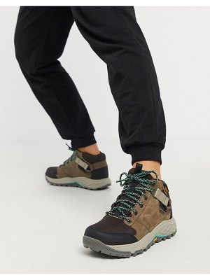Teva hiker boots in brown
