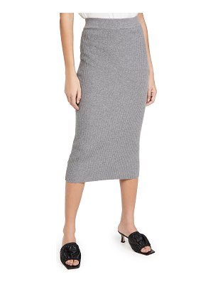 The Andamane eulalia midi skirt
