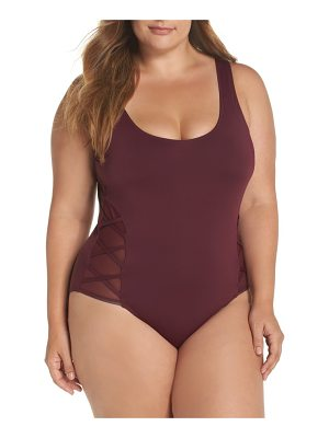The Bikini Lab mio one-piece swimsuit