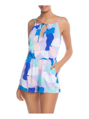The Bikini Lab modern romper