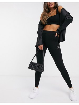 The Couture Club signature legging in black