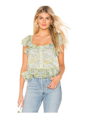 THE EAST ORDER daphne top