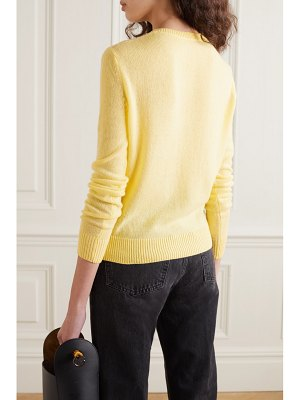 The Elder Statesman tranquillity cashmere sweater