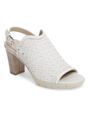 THE FLEXX weave me be slingback sandal