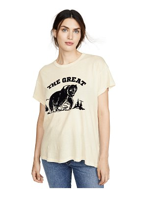The Great boxy crew tee