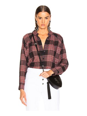 The Great Estate Button Up Top
