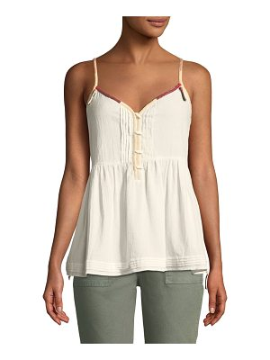 The Great The Adobe Cotton Camisole