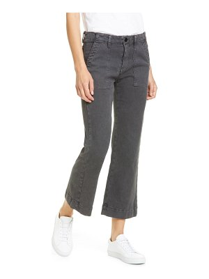 The Great the army mariner crop corduroy pants