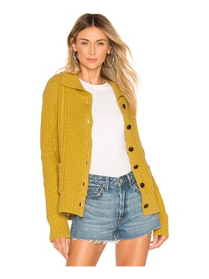 The Great The Cable Cardigan