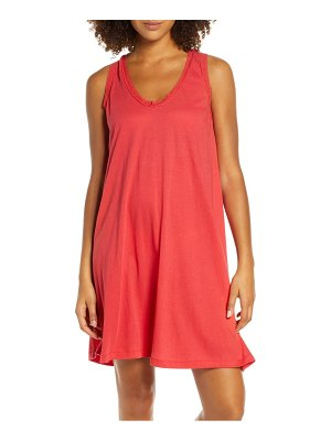 The Great the lace short sleep dress