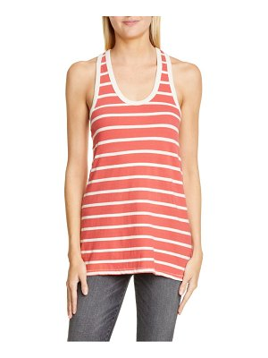 The Great the racer stripe tank