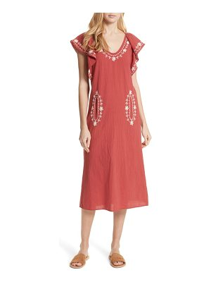The Great the vineyard dress