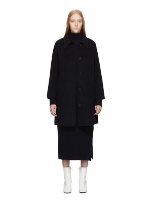 The Loom point collar coat