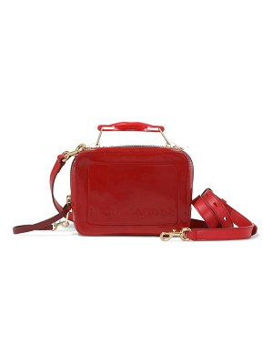 The Marc Jacobs marc jacobs the box 20 patent leather crossbody bag