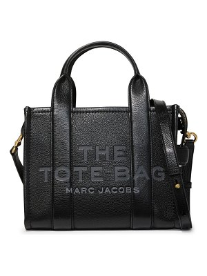 The Marc Jacobs mini traveler leather tote