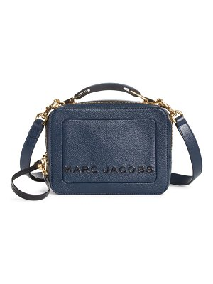 The Marc Jacobs the box 20 leather crossbody bag
