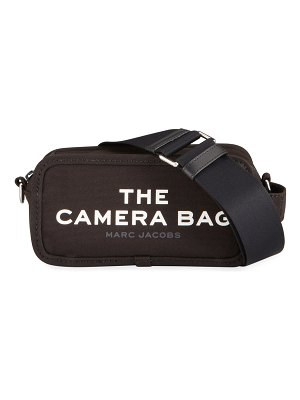 The Marc Jacobs The Camera Canvas Crossbody Bag
