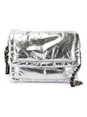 The Marc Jacobs The Pillow Metallic Bag