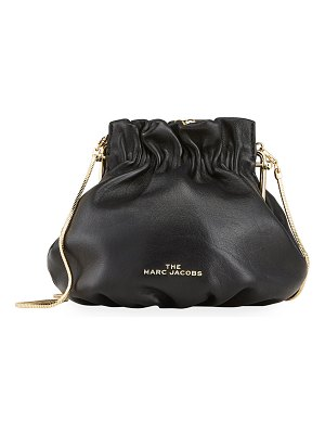 The Marc Jacobs The Soiree Leather Bucket Bag