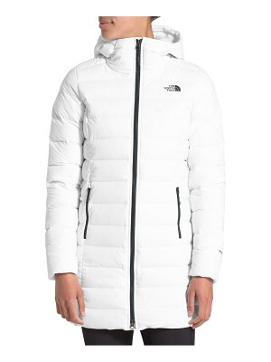 The North Face 700 fill power stretch down parka