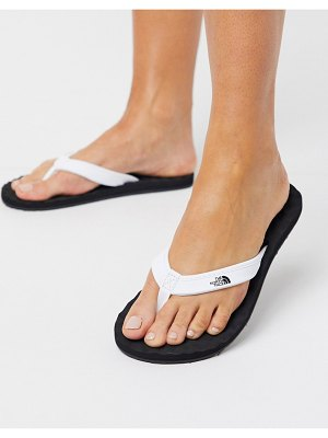 The North Face base camp mini flip flop in white