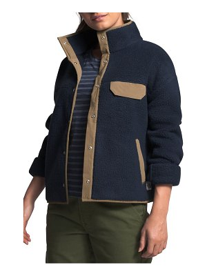 The North Face cragmont fleece jacket