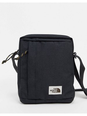 The North Face cross body bag in black