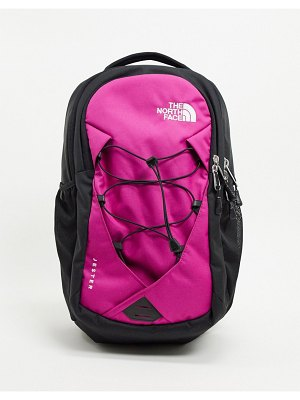 The North Face jester backpack in purple