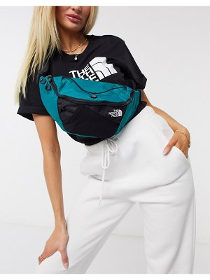The North Face lumbnical small fanny pack in green