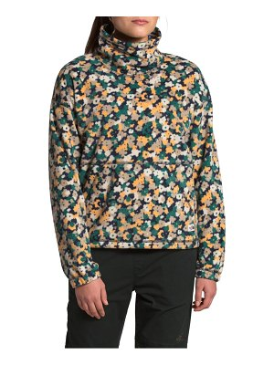 The North Face metberry funnel neck insulated fleece pullover