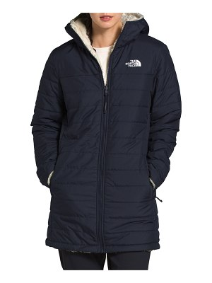 The North Face Mossbud Insulated Reversible Parka Coat