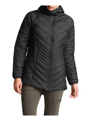 The North Face mossbud reversible insulated parka
