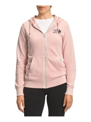 The North Face mountain peace zip hoodie