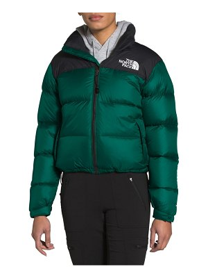 The North Face nuptse 1996 packable shiny quilted down jacket