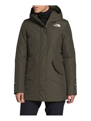 The North Face pilson waterproof 550-fill-power down parka