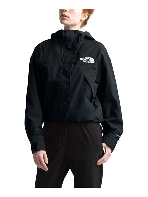 The North Face reign on water repellent hooded jacket