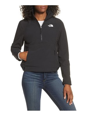The North Face shelbe raschel reversible pullover jacket