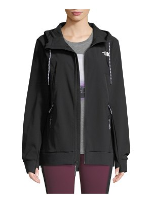 The North Face Tekno Zip-Front Activewear Hoodie