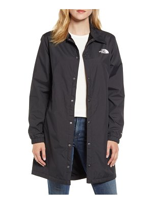 The North Face telegraphic waterproof coach's jacket