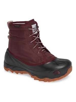 The North Face tsumoru waterproof insulated snow boot