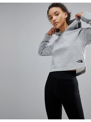 The North Face Women's NSE Tech Hoody in Gray