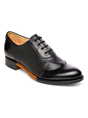 The Office of Angela Scott Mr. Evans Wing-Tip Oxford