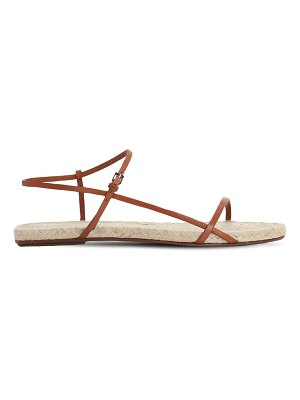 THE ROW 10mm leather sandals