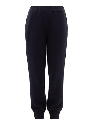 THE ROW angeles cotton-terry track pants