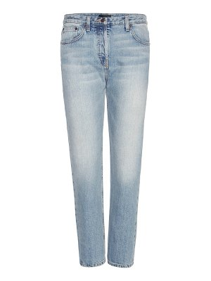 THE ROW Ashlands cropped straight jeans